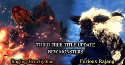 3rd Free Title Update - Release
