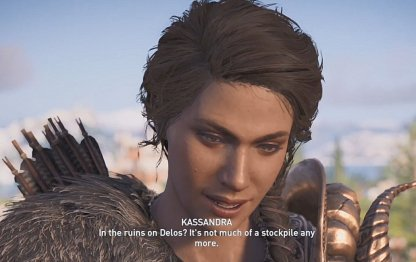 Assassin S Creed Odyssey Silver Islands Side Quest List