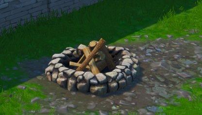 Campfire - Locations