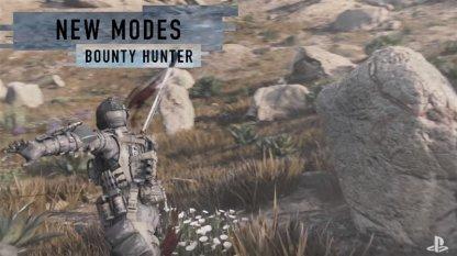 New Game Mode Bounty Hunter
