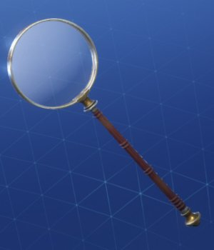 Pickaxe Skin MAGNIFYING AXE