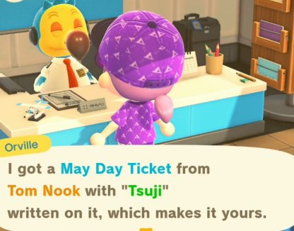 Talk To Orville To Go May Day Tour