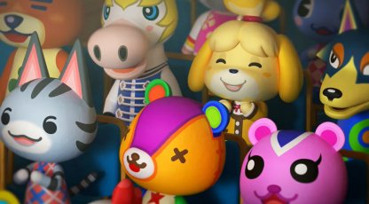 Familiar & Iconic Animal Crossing Residents