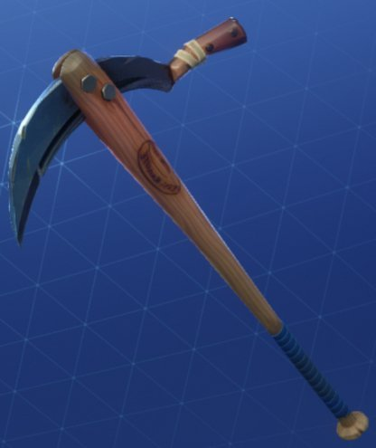 Pickaxe Skin BATSICKLE