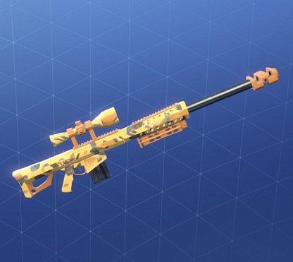 JACKAL Wrap - Sniper Rifle