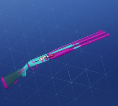 PINK SPLATTER Wrap - Shotgun
