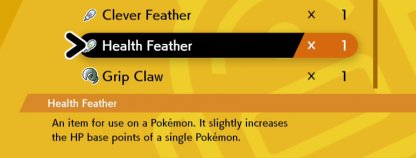 health Feather