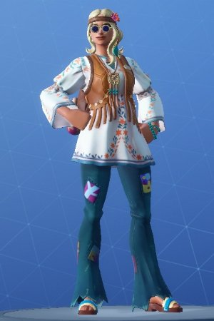 Skin Outfit DREAMFLOWER