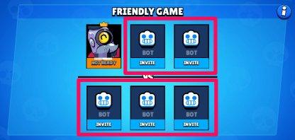 Руководство по пользовательским матчам для дружеской игры