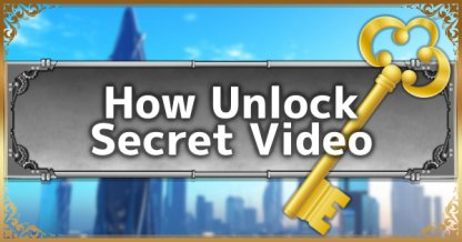 KH3 How To Unlock Secret Video: Guide & Lucky Emblem Criteria