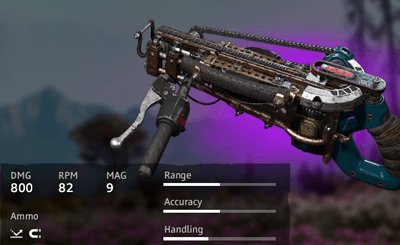 Far Cry New Dawn Saw Launcher V.2