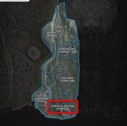 Gulag (Zordaya Prison Complex)