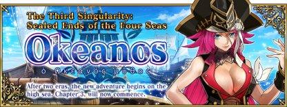 Okeanos banner