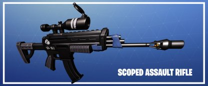 Scoped Assault Rifle Guide - Damage, DPS, Stats & Tips
