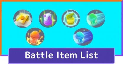 Battle List