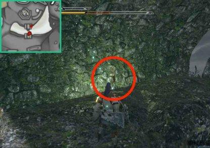 Lava Caverns Relic Record Location 9