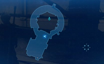 Sector 7 Pillar 4F Map