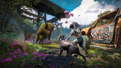 Can You Play Multiplayer Co-Op? - Far Cry: New Dawn