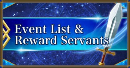 FGO | Event & Campaign List - the latest FGO news | Fate/Grand Order