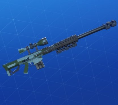 DOGFIGHT Wrap - Sniper Rifle