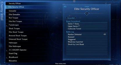 Enemy Intel