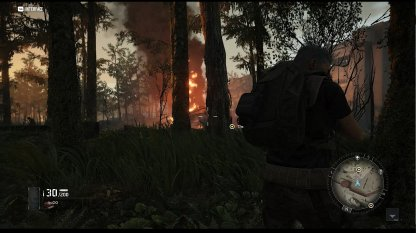 Follow Smoke Trails to the Crash Site