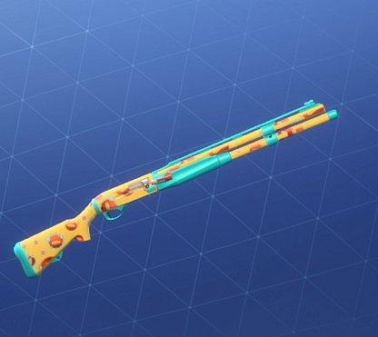 FISH FACE Wrap - Shotgun