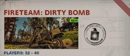 Fireteam: Dirty Bomb
