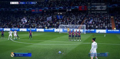 Set Pieces In FIFA 19