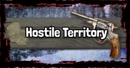 Red Dead Online Hostile Territory Showdown Series