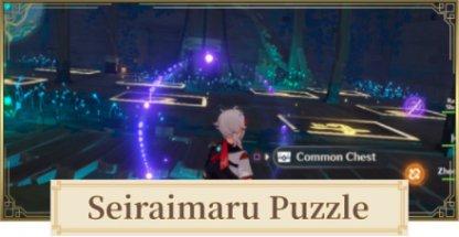 Seiraimaru Ship Puzzle Guide