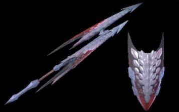 Reddnaught Spear
