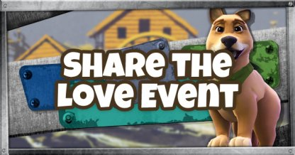 Share the Love Support a Creator Event