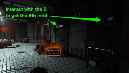 Bunker B7 Intel