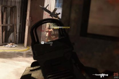 Use Mount To Greatly Reduce Recoil