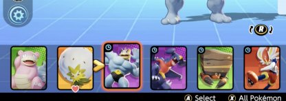 Free Rotation Pokemon