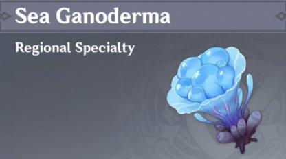 Sea Ganoderma