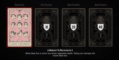 Ability Card List & Loadout (Red Dead Online)