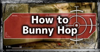Pro Play Tip Guide: How to Bunny Hop & Heal