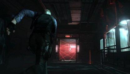 Go Past Laser Room & Go Up Elevator