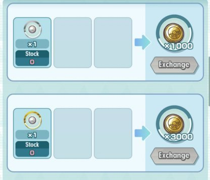 Exchange for Coins