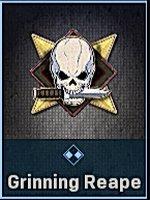 Grinning Reaper Emblem