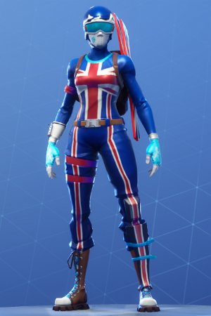 Skin Outfit MOGUL MASTER (GRB)