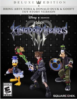 Kingdom Hearts 3 Which Edition Should I Buy