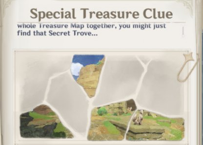 Collect Clues To Get Special Treasure
