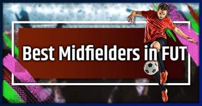 Top 10 FUT Midfielders - Stats & Ranking