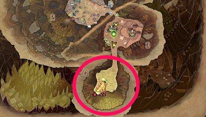 Kulve Taroth Phase 4 - Area 4