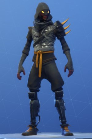 Skin Outfit CLOAKED STAR