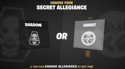 Choose Between Shadow & Ghost