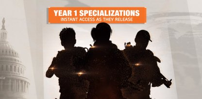 Division 2 Instant Unlock Of Year 1 Specializations